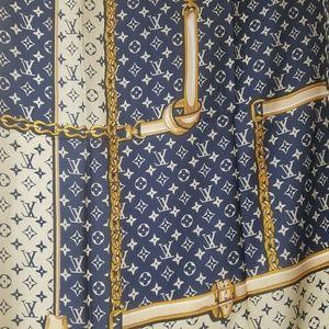 Louis Vuitton Scarf.